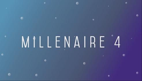 Millénaire 4 - Programmation